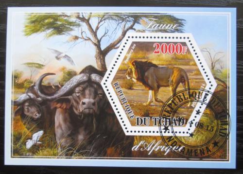 Poštovní známka Èad 2014 Africká fauna Mi# N/N