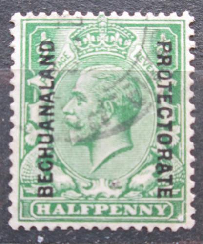 Poštovní známka Beèuánsko, Botswana 1927 Král Jiøí V. pøetisk Mi# 75