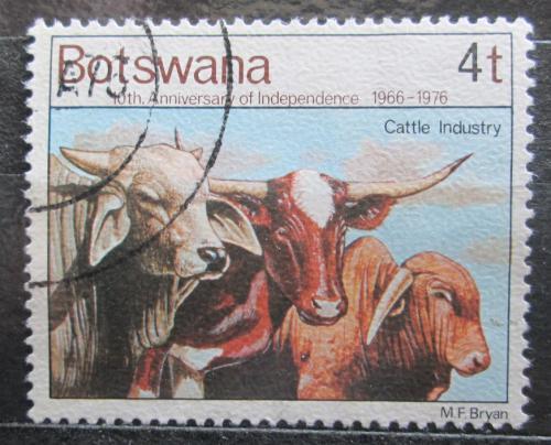 Poštovní známka Botswana 1976 Skot Mi# 169