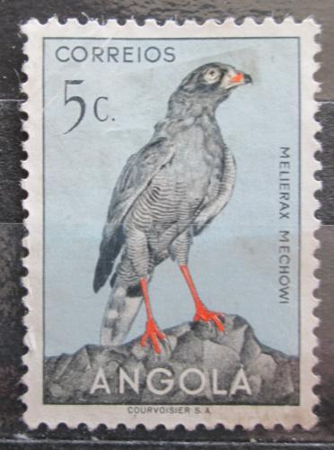 Poštovní známka Angola 1951 Jestøáb volavý Mi# 339