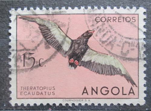 Poštovní známka Angola 1951 Orlík kejklíø Mi# 341