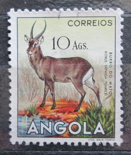 Poštovní známka Angola 1955 Voduška velká Mi# 384