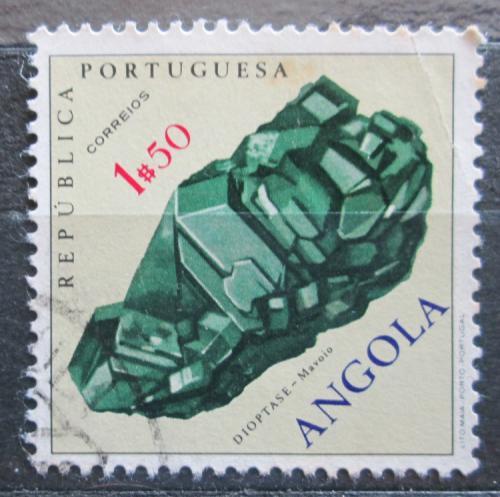 Poštovní známka Angola 1970 Dioptas Mi# 565
