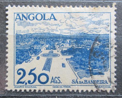 Poštovní známka Angola 1949 Sá da Bandeira Mi# 322