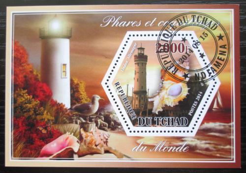 Poštovní známka Èad 2014 Majáky a škeble Mi# N/N