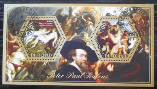 Poštovní známky Èad 2014 Umìní, Peter Paul Rubens Mi# N/N