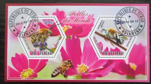 Poštovní známky Èad 2014 Vèely Mi# N/N