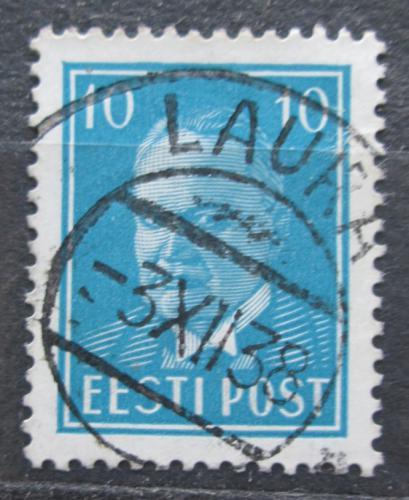 Poštovní známka Estonsko 1936 Prezident Konstantin Päts Mi# 117
