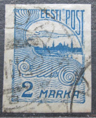 Poštovní známka Estonsko 1920 Tallinn Mi# 17