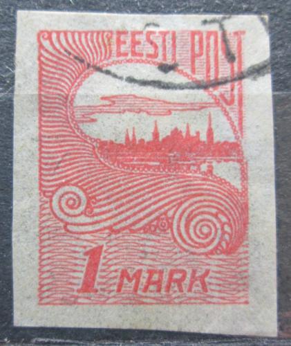 Poštovní známka Estonsko 1920 Tallinn Mi# 27