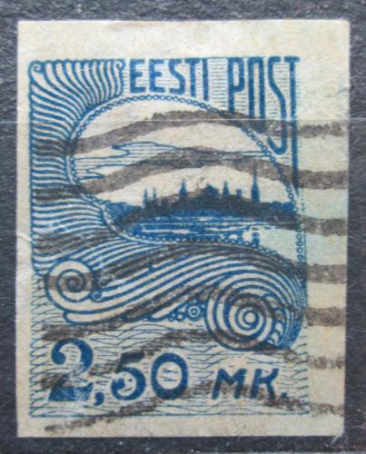 Poštovní známka Estonsko 1920 Tallinn Mi# 28