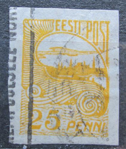 Poštovní známka Estonsko 1924 Tallinn Mi# 53