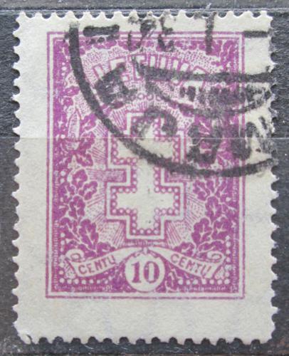 Poštovní známka Litva 1933 Dvojtý køíž Mi# 381 Kat 12€