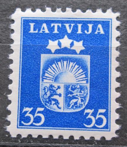 Poštovní známka Lotyšsko 1940 Státní znak Mi# 289