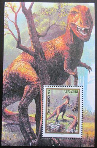 Poštovní známka Abcházie, Gruzie 1993 Dinosauøi Mi# N/N
