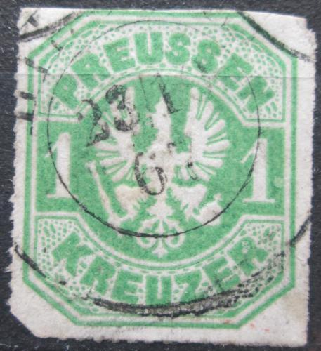 Poštovní známka Prusko 1867 Pruská orlice Mi# 22 Kat 55€