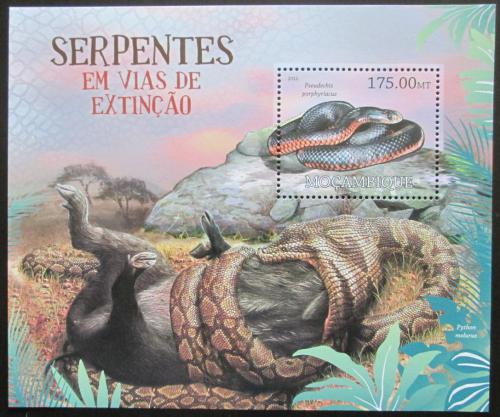 Poštovní známka Mosambik 2012 Hadi Mi# Block 629 Kat 10€
