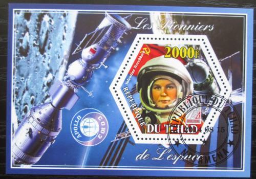 Poštovní známka Èad 2014 Valentina Tìreškovová, prùzkum vesmíru Mi# N/N
