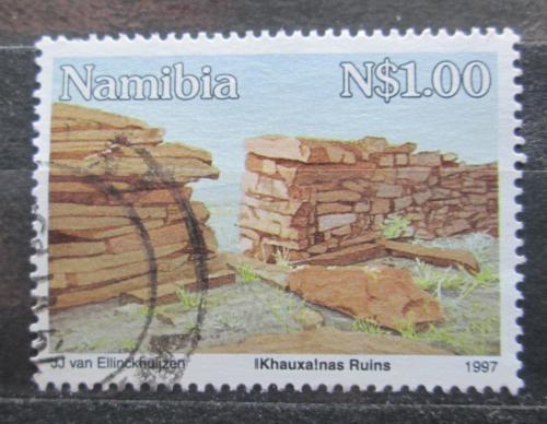 Poštovní známka Namíbie 1997 Staré ruiny Mi# 829
