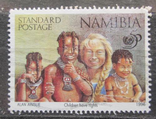 Poštovní známka Namíbie 1996 UNICEF, 50. výroèí Mi# 813