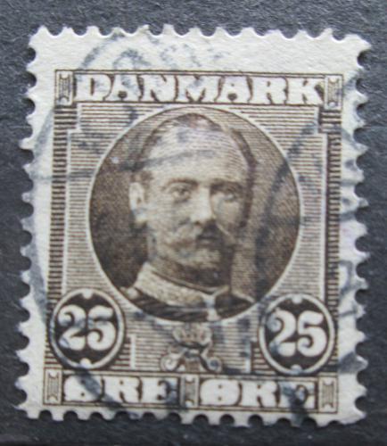 Poštovní známka Dánsko 1907 Král Frederik VIII. Mi# 56