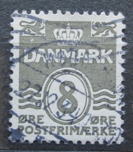 Poštovní známka Dánsko 1933 Nominální hodnota Mi# 200 I