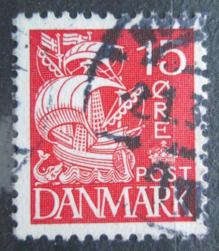 Poštovní známka Dánsko 1933 Karavela Mi# 202 III