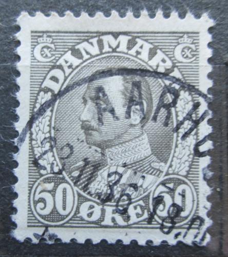 Poštovní známka Dánsko 1934 Král Kristián X. Mi# 210