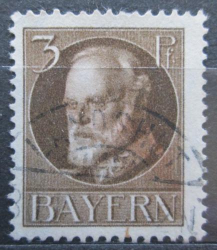 Poštovní známka Bavorsko 1914 Král Ludvík III. Mi# 94 I Kat 5€