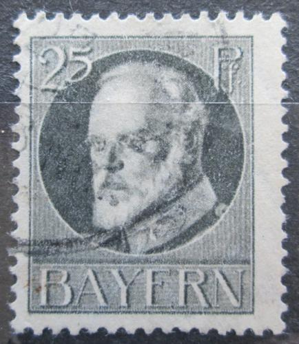 Poštovní známka Bavorsko 1914 Král Ludvík III. Mi# 98 I Kat 12€