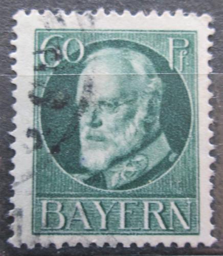 Poštovní známka Bavorsko 1914 Král Ludvík III. Mi# 102 I Kat 15€
