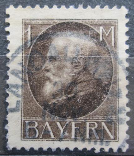 Poštovní známka Bavorsko 1914 Král Ludvík III. Mi# 104 I Kat 8€