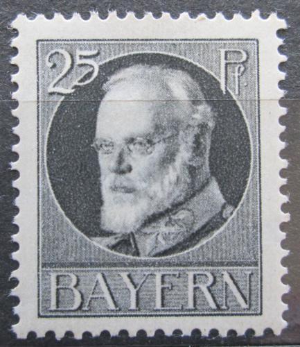 Poštovní známka Bavorsko 1914 Král Ludvík III. Mi# 98 I Kat 60€