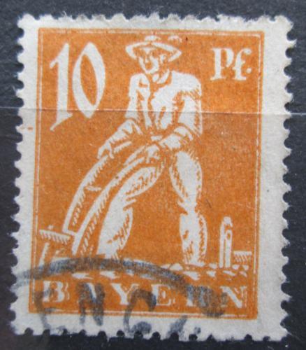 Poštovní známka Bavorsko 1920 Oráè Mi# 179 Kat 3.20€