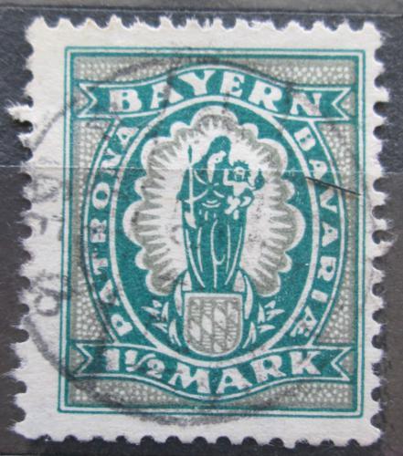 Poštovní známka Bavorsko 1920 Panna Marie Mi# 189 Kat 4€