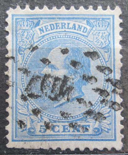 Poštovní známka Nizozemí 1872 Král Vilém III. Nizozemský Mi# 19 D
