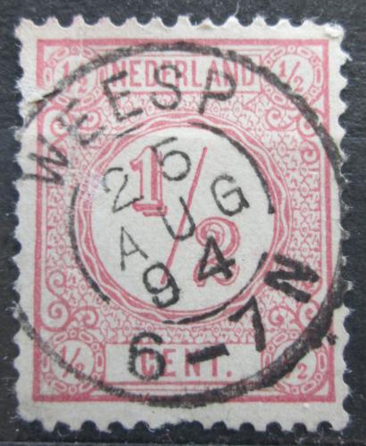 Poštovní známka Nizozemí 1876 Nominální hodnota Mi# 30 aID