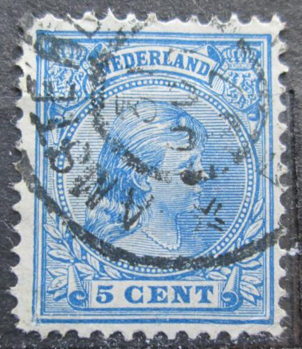 Poštovní známka Nizozemí 1891 Královna Wilhelmina Mi# 35 ab
