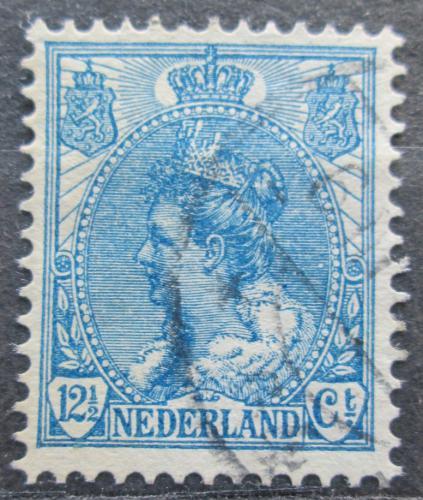 Poštovní známka Nizozemí 1899 Královna Wilhelmina Mi# 57 A