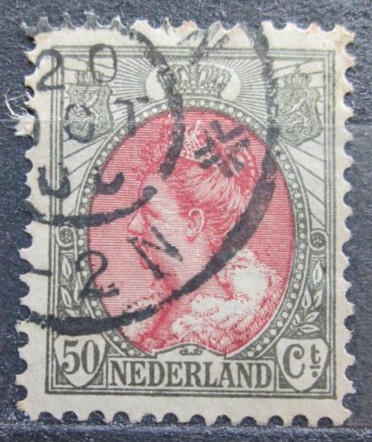 Poštovní známka Nizozemí 1899 Královna Wilhelmina Mi# 62 A