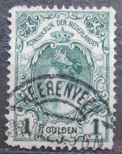 Poštovní známka Nizozemí 1899 Královna Wilhelmina Mi# 63