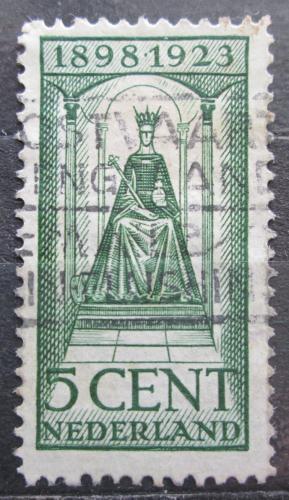 Poštovní známka Nizozemí 1923 Královna Wilhelmina Mi# 124
