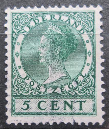 Poštovní známka Nizozemí 1924 Královna Wilhelmina Mi# 151 A