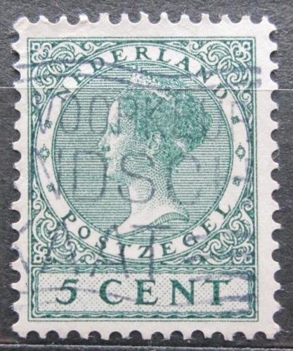 Poštovní známka Nizozemí 1926 Královna Wilhelmina Mi# 178 A
