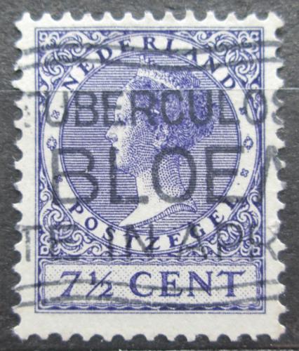 Poštovní známka Nizozemí 1927 Královna Wilhelmina Mi# 180 A