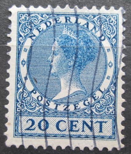 Poštovní známka Nizozemí 1928 Královna Wilhelmina Mi# 185 A