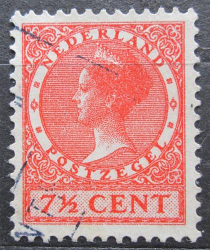Poštovní známka Nizozemí 1928 Královna Wilhelmina Mi# 215 A