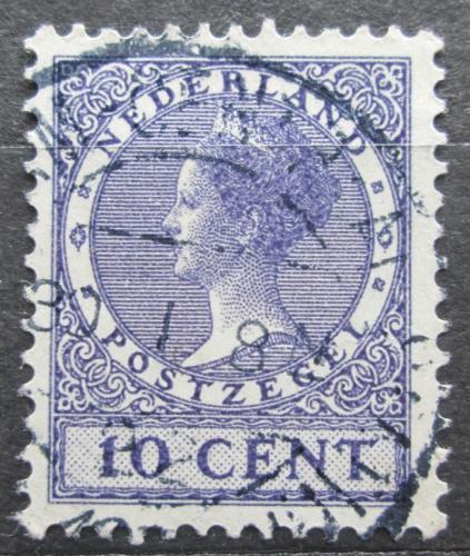 Poštovní známka Nizozemí 1929 Královna Wilhelmina Mi# 222 A