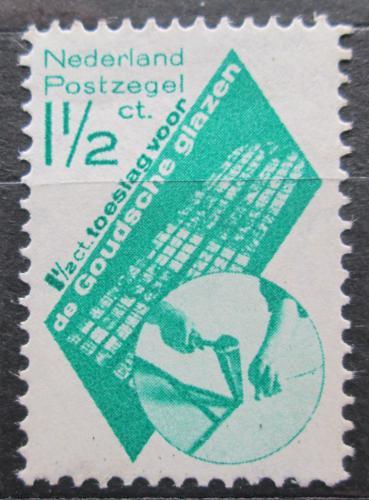 Poštovní známka Nizozemí 1931 Výstava oken Mi# 243 Kat 40€