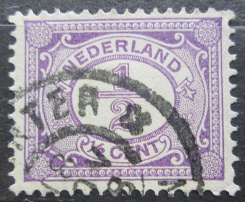 Poštovní známka Nizozemí 1899 Nominální hodnota Mi# 49
